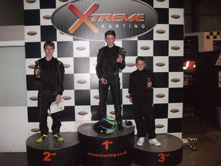 Junior grand prix xtreme karting falkirk a final