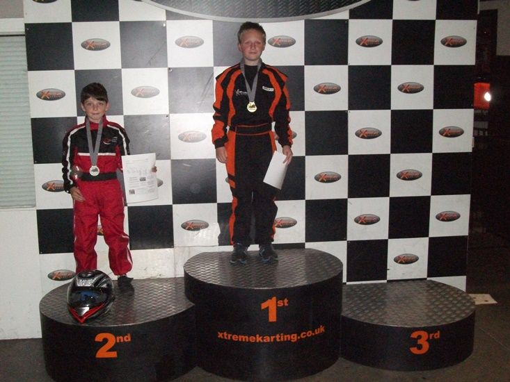 Junior grand prix xtreme karting falkirk b final