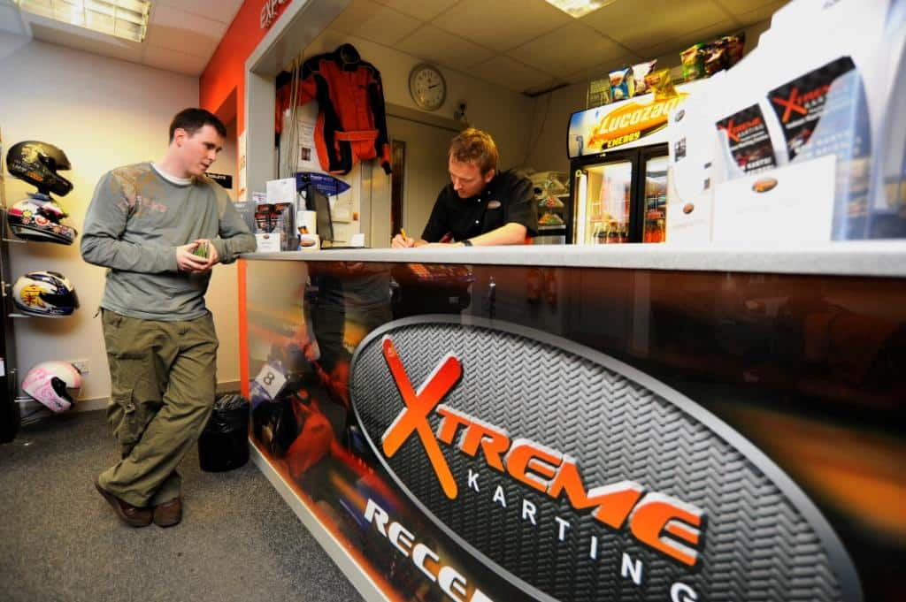 Xtreme Karting.