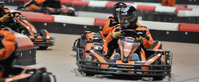 racing karts xtreme edinburgh