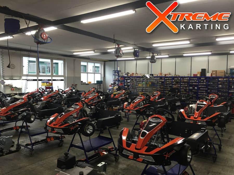 2015 Falkirk new karts evo 6
