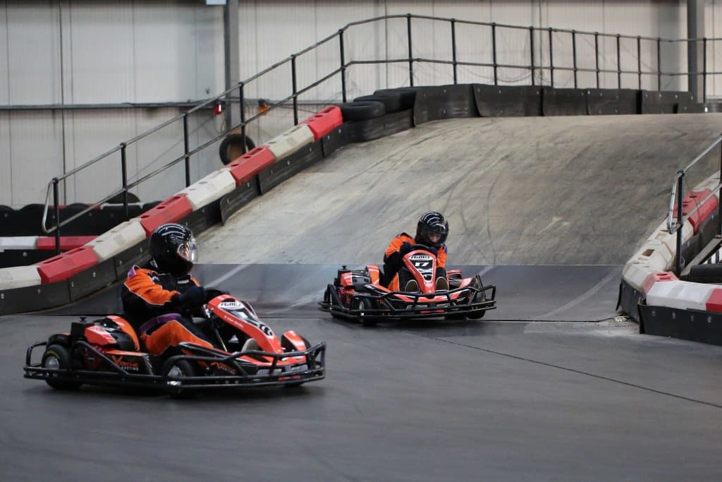 Xtreme Karting Falkirk evo karts dec 2015 9