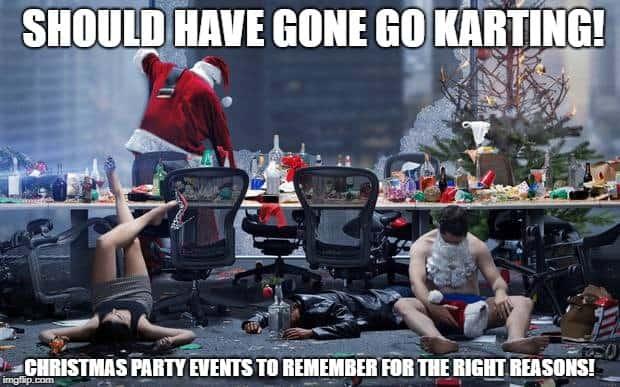 Christmas Party Meme.Office Christmas Party Movie Meme